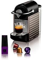 Estrategia productos cautivos Cafetera Capsulas Nespresso
